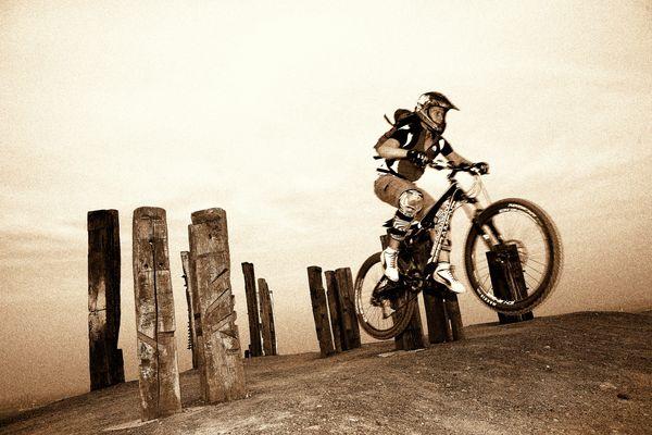 Bike! if you can.