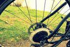 bike in nature