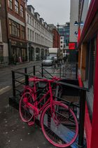 Bike in Soho