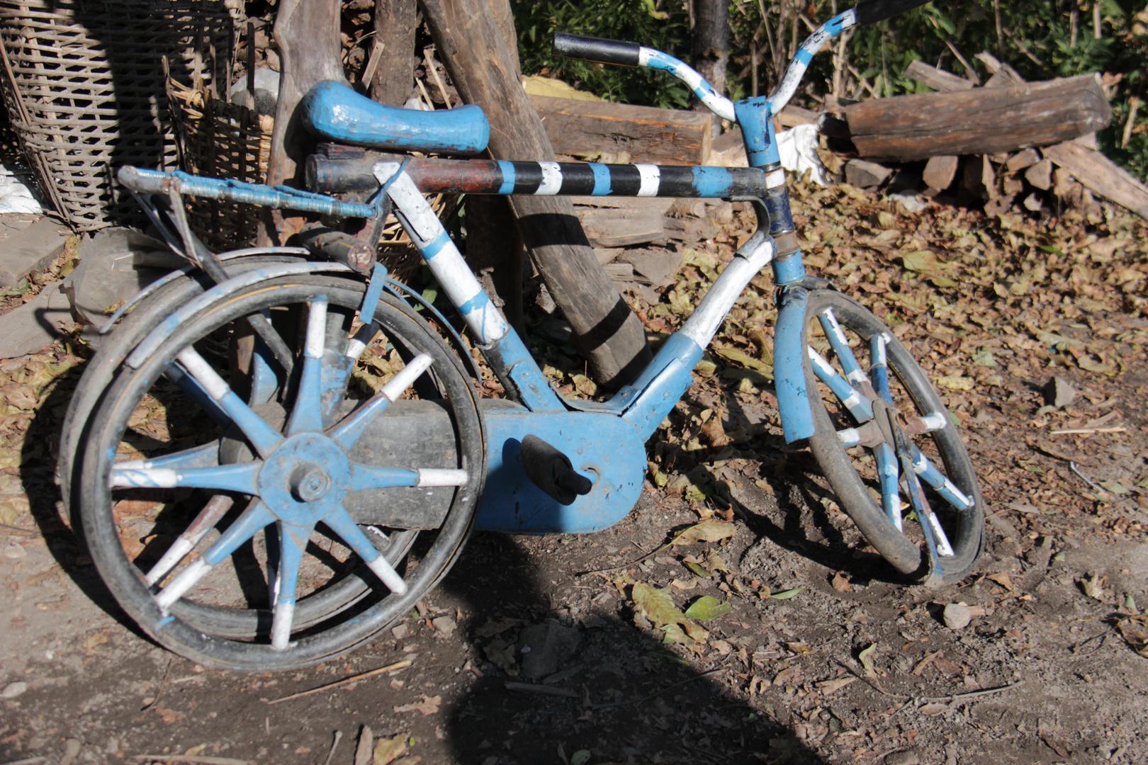 Bike Marke Eigenbau