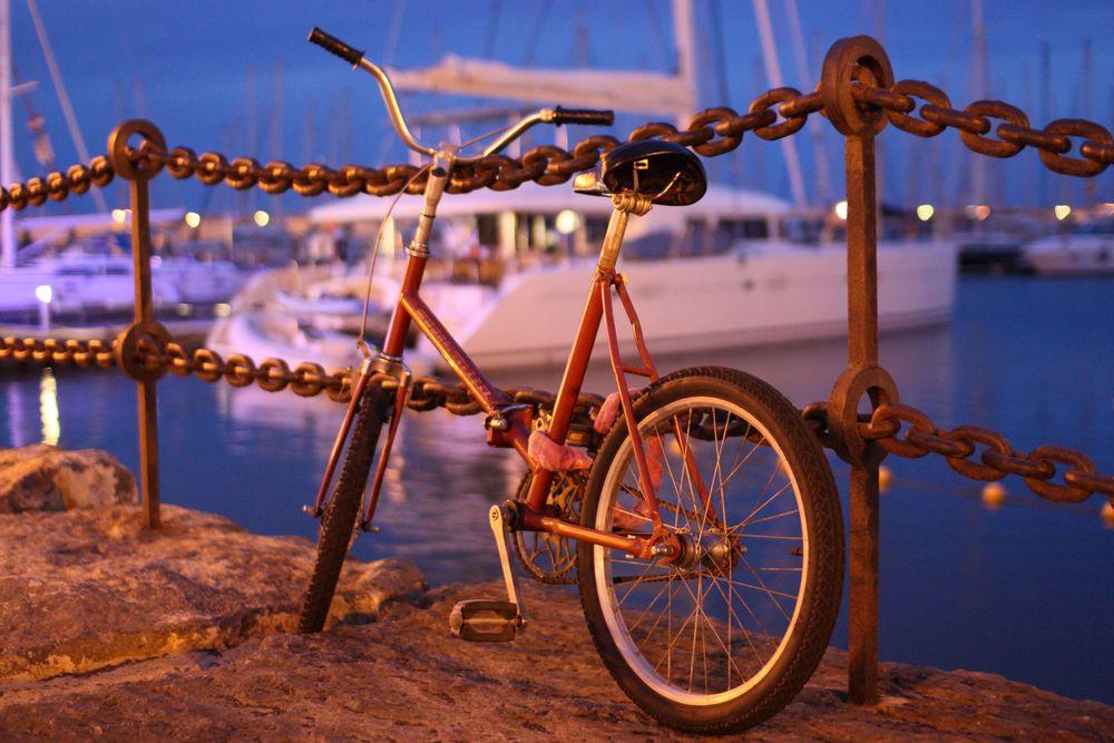 Bike oder Boot?
