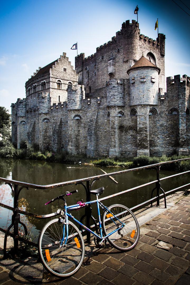 bike on Gent(B) street