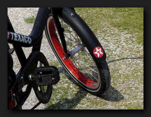 bike TEXACO