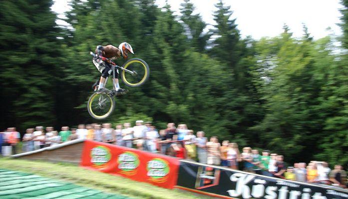 Bikefliegen ... Weltrekordversuch (2)