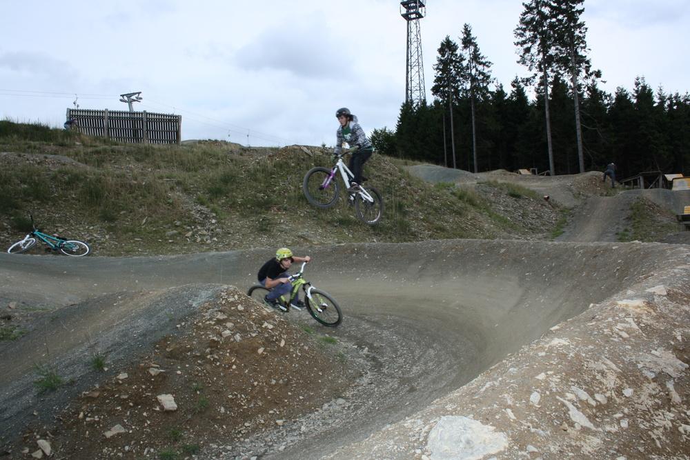Bikepark Winterberg Continental Gap