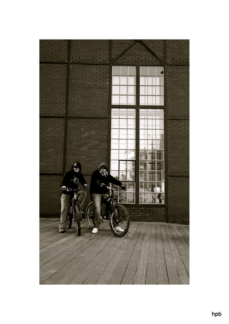 ...biker