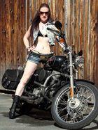 Biker Chick 3