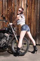 Biker Chick 6