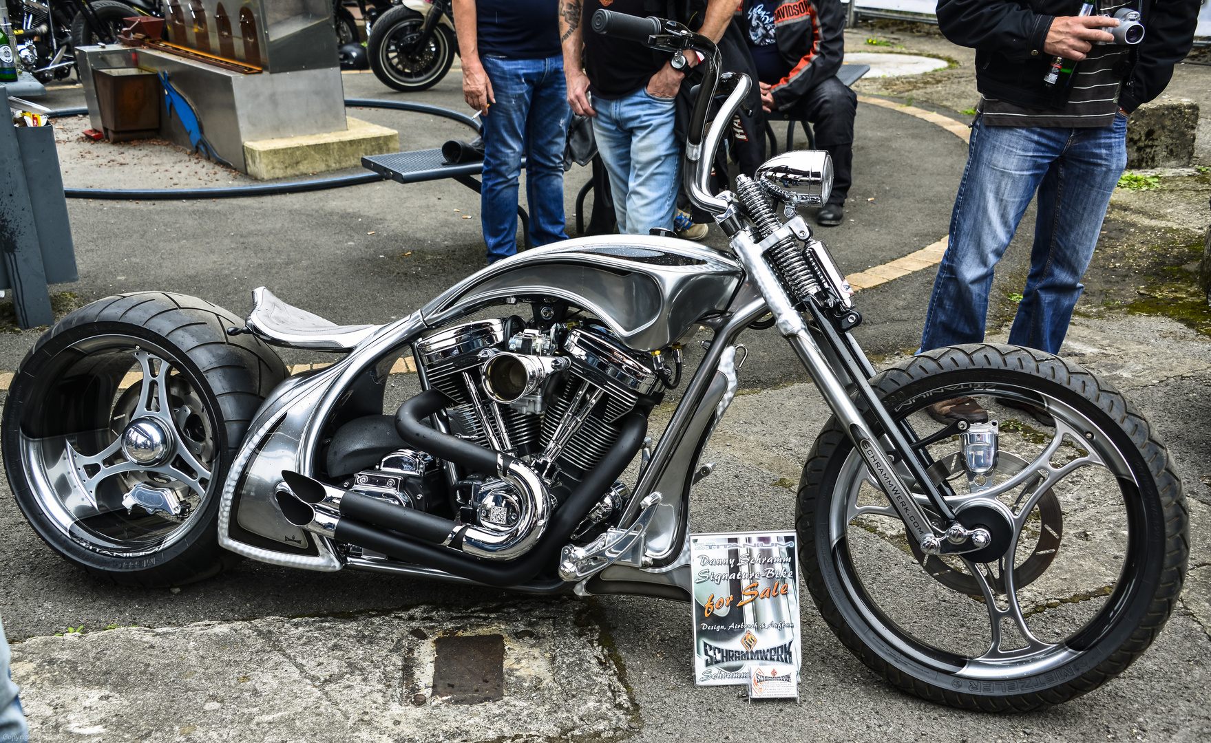 Biker Dream 3