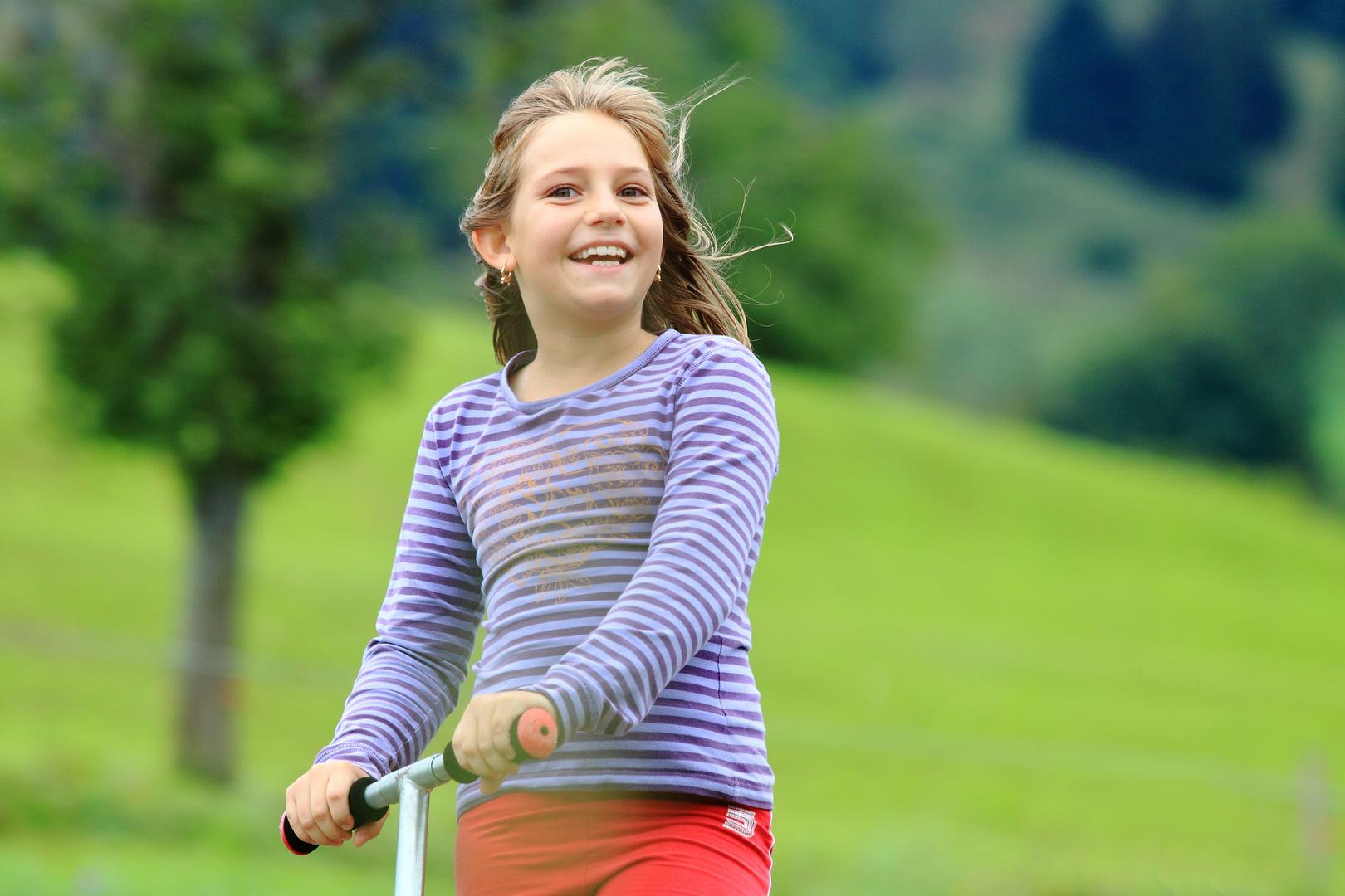 Biker Girl.. ;-)