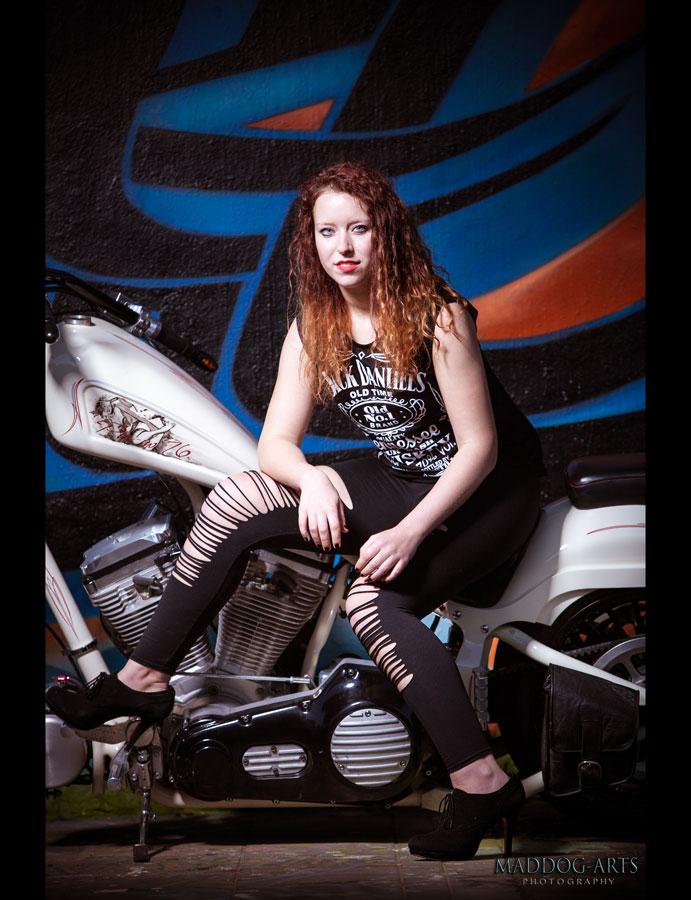 Biker Girl II