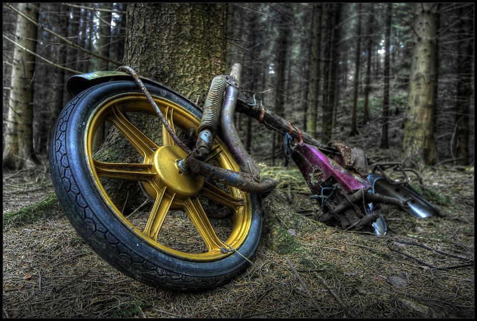 biker idylle