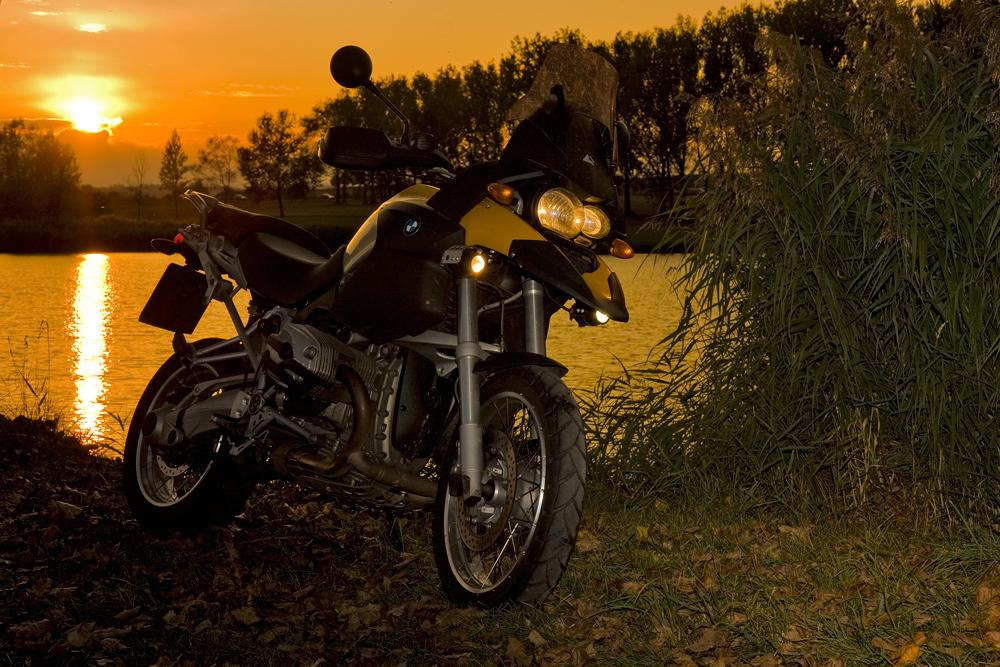 Bike(r) - Romantik ... ;-)