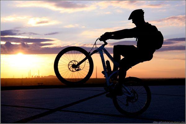 Biker @ Work !