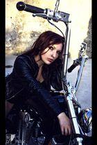 Biker's Beauty