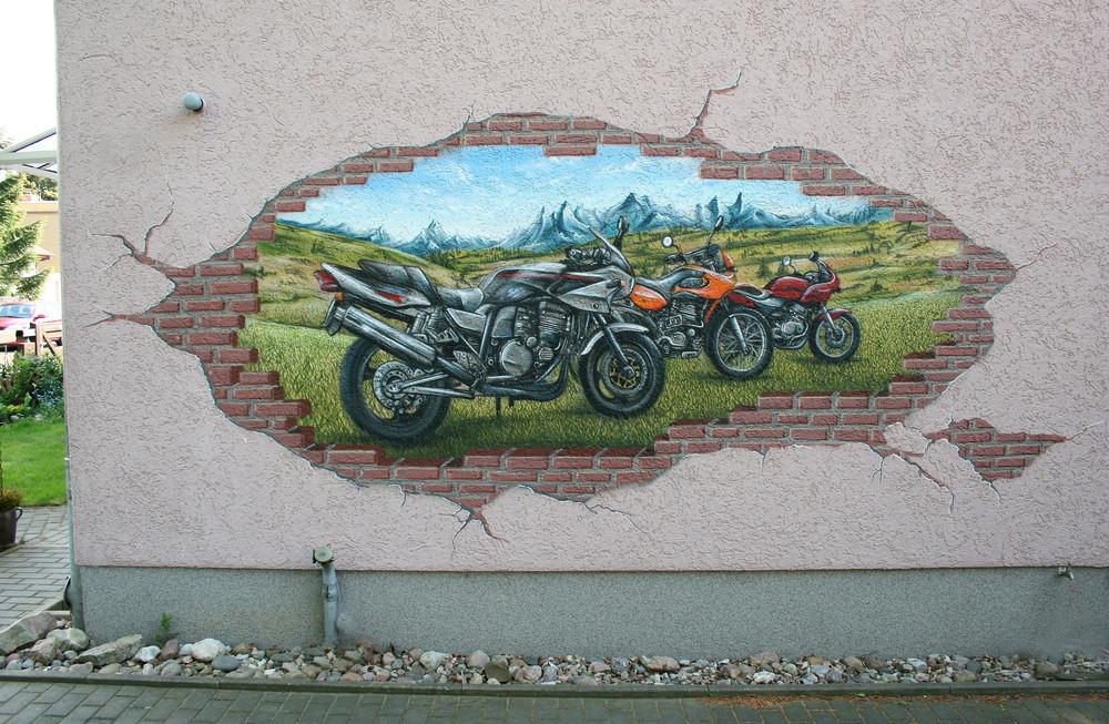 Bikerwand