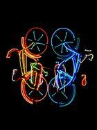 bikes by night 2