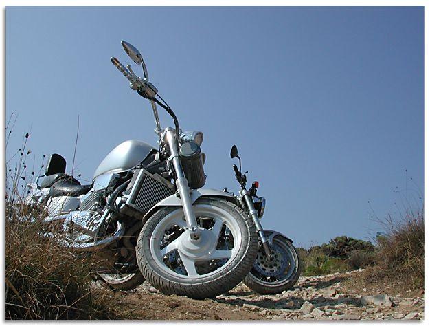 Bikes & Dust