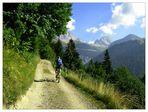 Biketour im Bündnerland