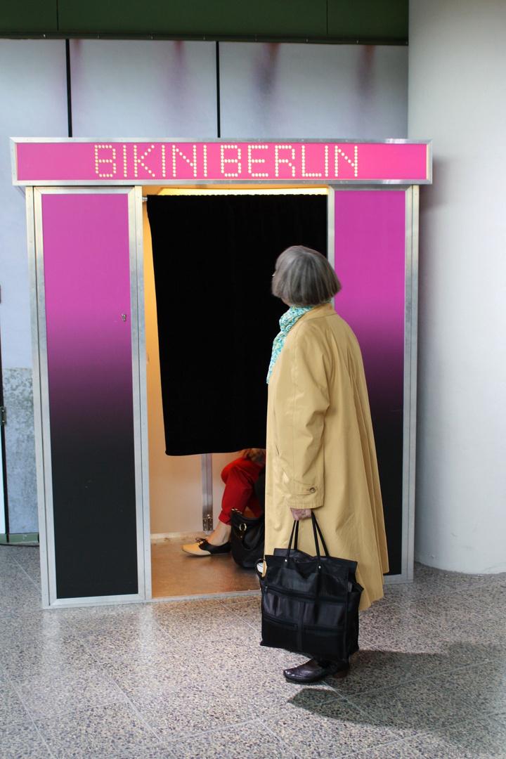 Bikini-Automat?