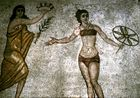 Bikini-Mode der Antike