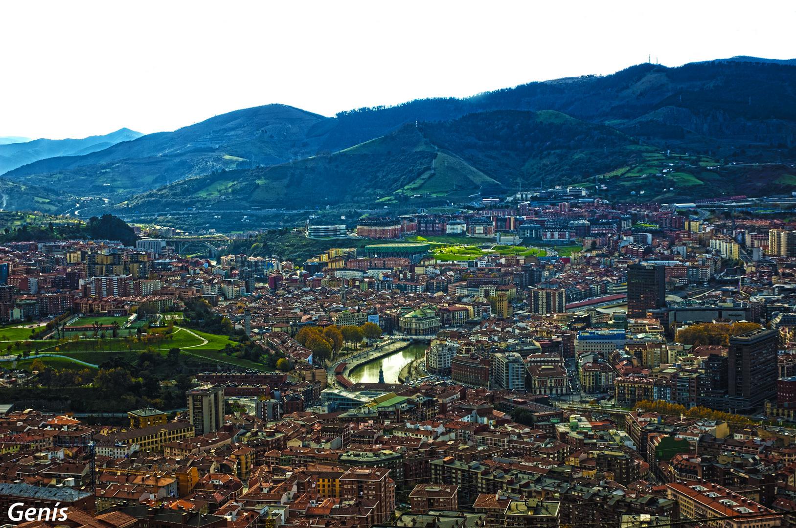 Bilbao HDR