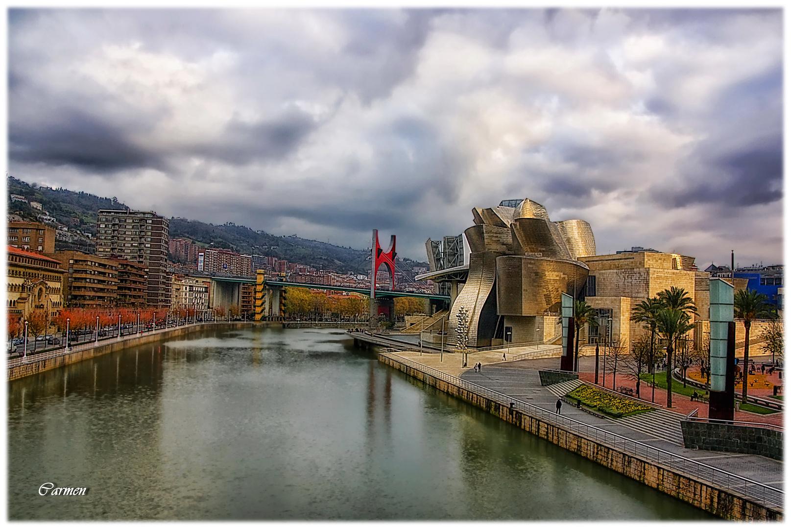 Bilbao...una bella ciudad (para AMADO CALVO)