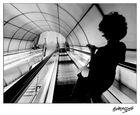 Bilbokjo Metroan