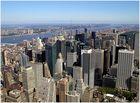 Bilck vom Empire State Building