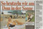 BILD Köln Sonnenoase