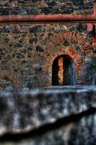 Bild von der Burg Frankenstein