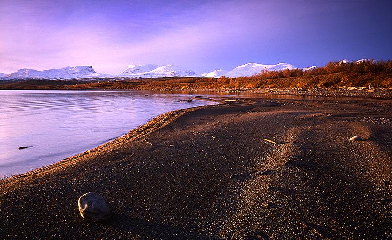 Bilder aus Lappland