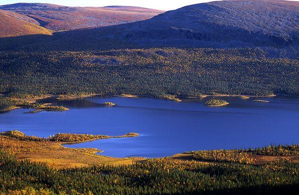 Bilder aus Lappland #16