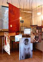 Bilder der Ausstellung in Avokado, Rostock