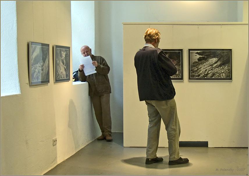Bild(er) einer Ausstellung