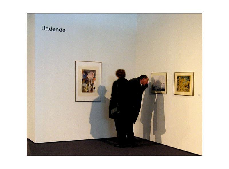 Bilder einer Ausstellung II - oder DER KUSS