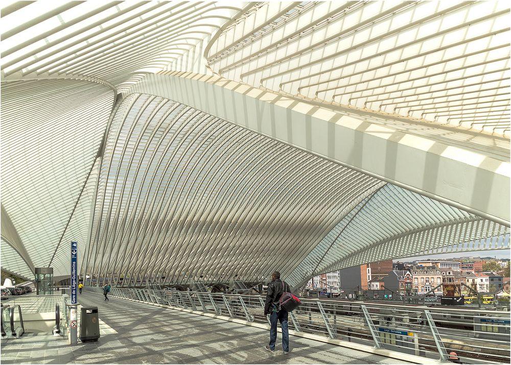 Bilder eines Bahnhofs (2)