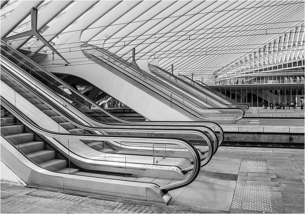 Bilder eines Bahnhofs (6)