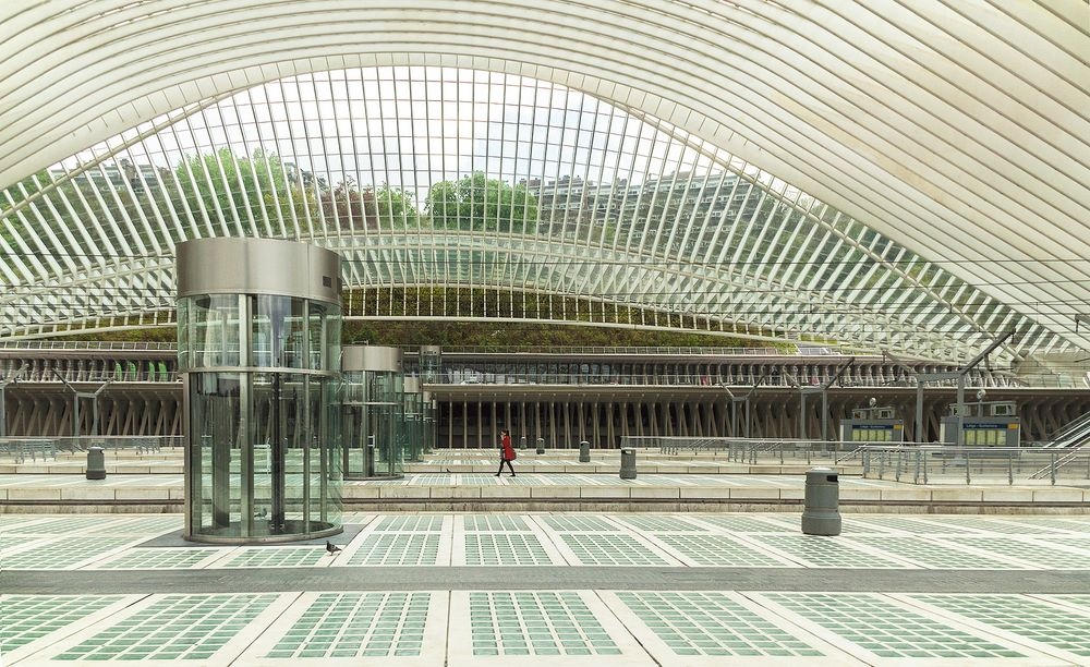 Bilder eines Bahnhofs (9)