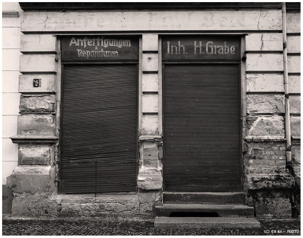 Bilder (m)einer Stadt: H. Grabe in der Landskronstraße