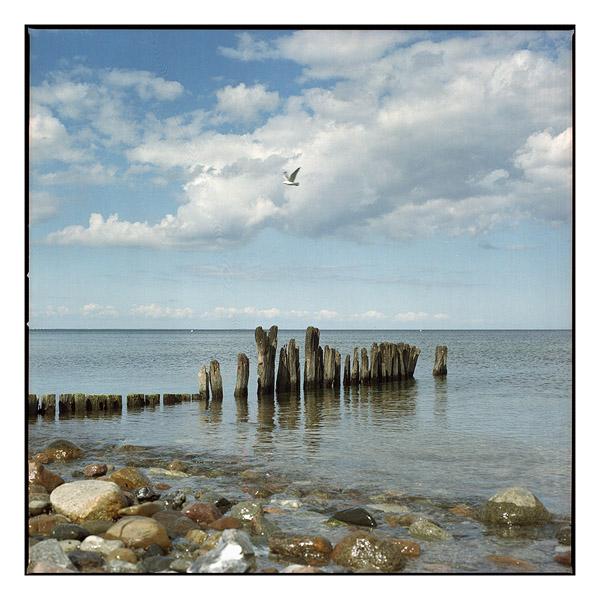 Bilder vom Meer .