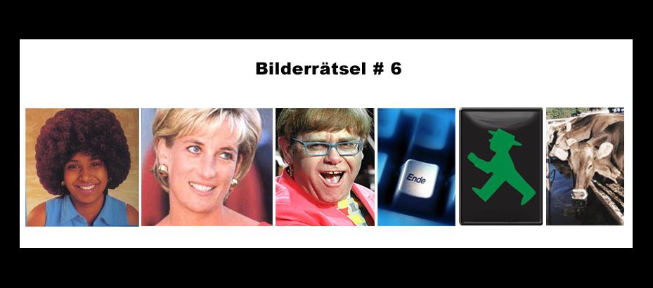 Bilderrätsel # 6
