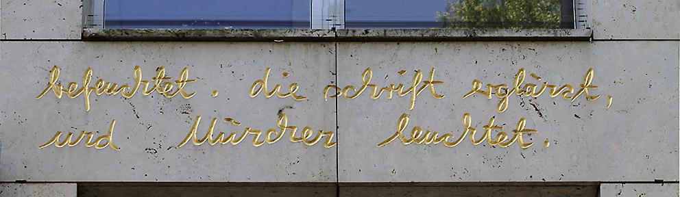 Bilderrätsel München - 63 - gelöst