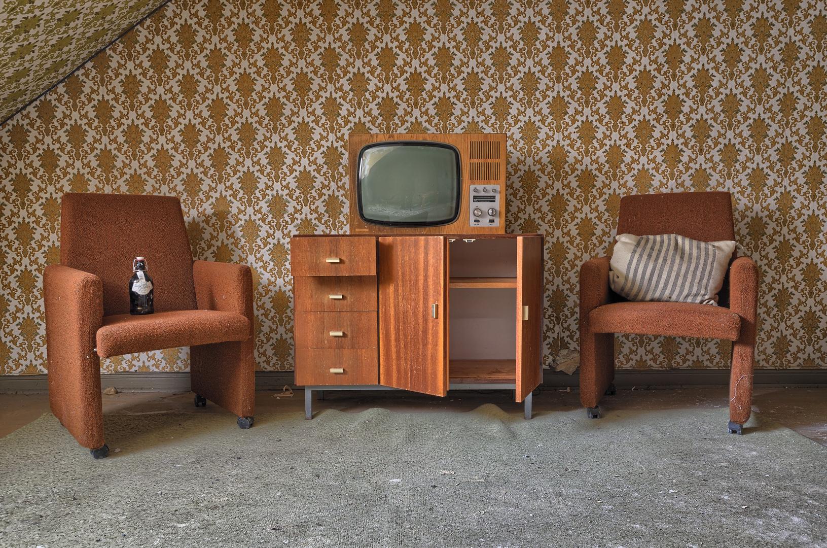 Bildungsfernsehen...