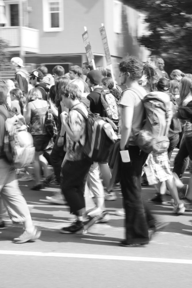 Bildungstreik
