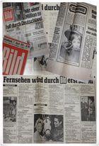 Bildzeitung vom 7.April 1973