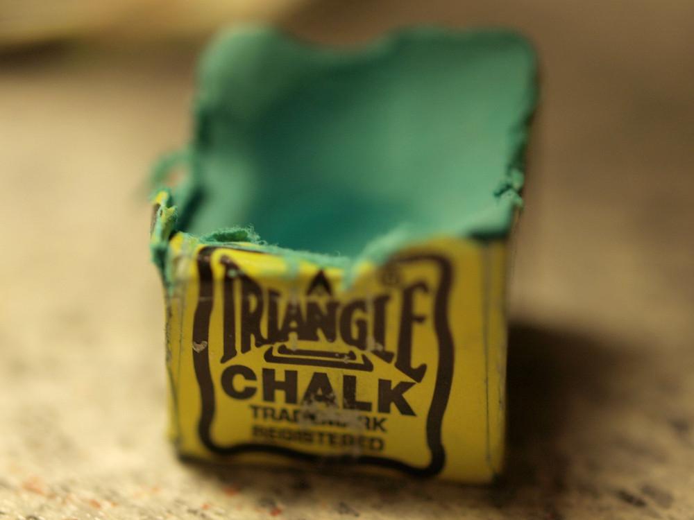 Billard Cue Chalk