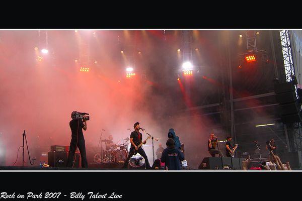 Billy Talent - Rock im Park `07