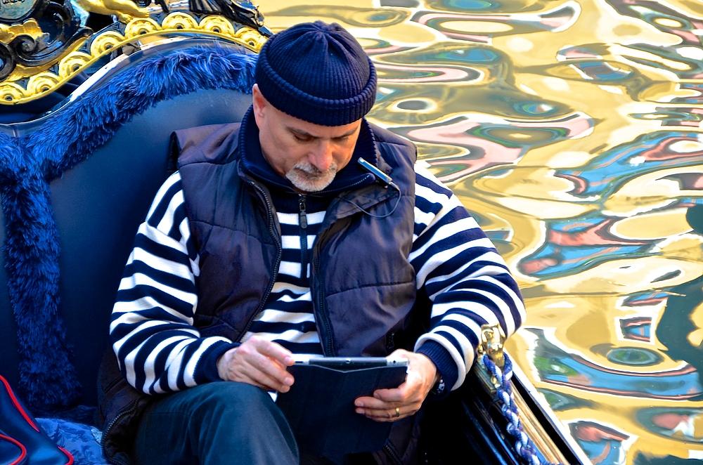 Bin zurück in der digitalen Welt