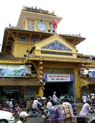 Binh Tay-Markt Saigon